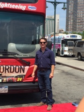 Jeff Gordon 2015 NYC Ride of Fame - Photos by Dave Kaufman