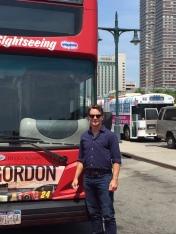 Jeff Gordon 2015 NYC Ride of Fame - Photos by Dave Kaufman