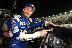 Dale Earnhardt Jr. Daytona 2015