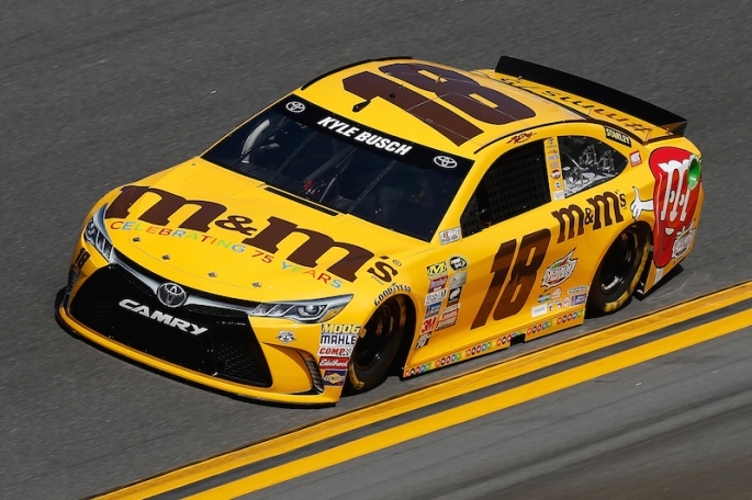 NASCAR Sprint Cup Series Daytona 500 - Qualifying