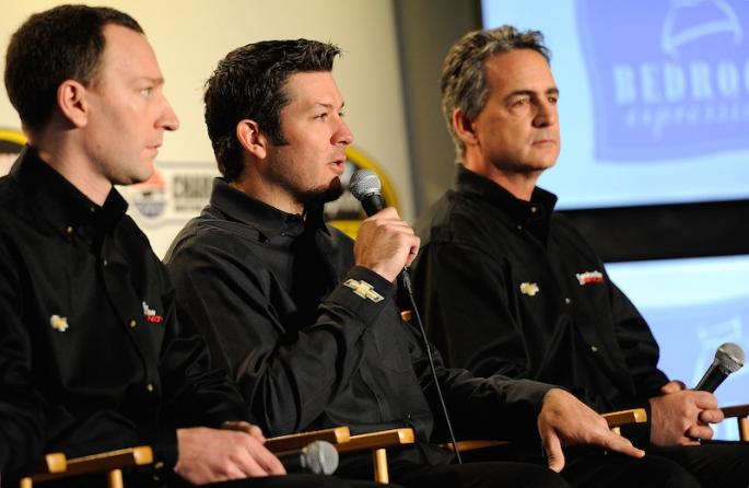 Charlotte Motor Speedway NASCAR Media Tour - Day 4