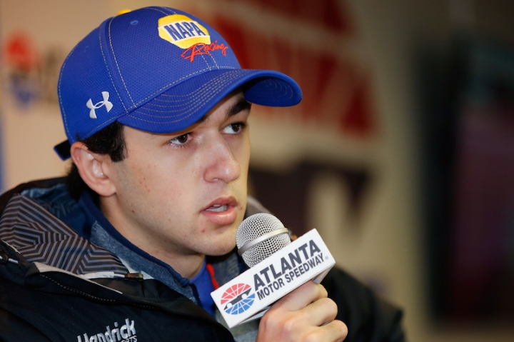 NASCAR Sprint Cup Series Folds of Honor QuikTrip 500 - Practice