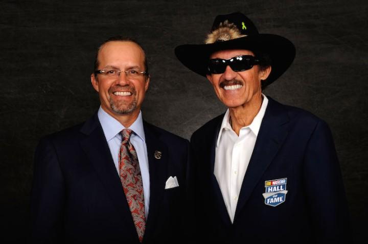 NASCAR Hall of Fame Induction