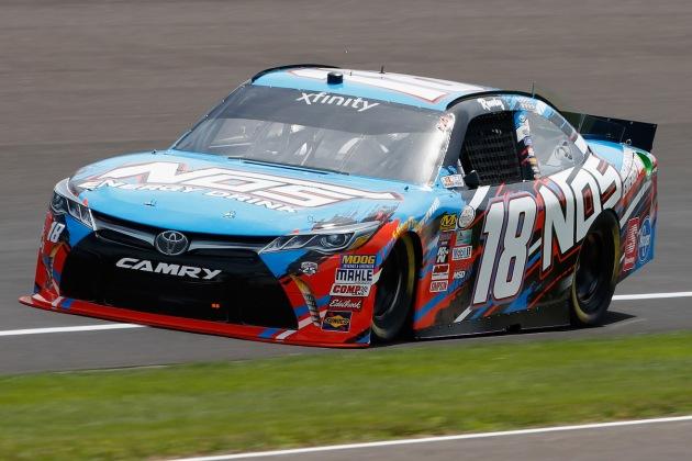 NASCAR XFINITY Series Lilly Diabetes 250 - Practice