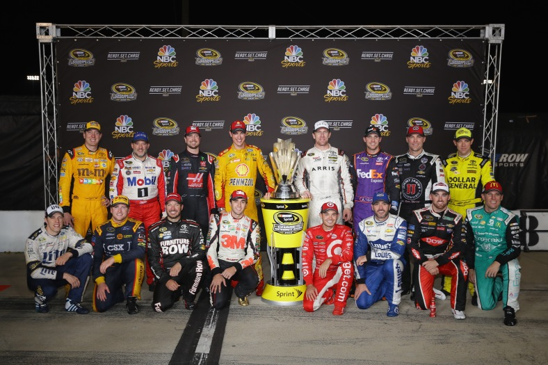 Image result for 2016 nascar chase drivers