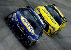 Matt Kenseth Chase Elliott