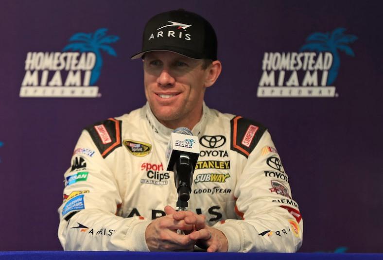 NASCAR Sprint Cup Series - Testing - Homestead